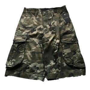 """Men's Hurley Renegade Cargo Relaxed Fit 23"""" Shorts"""